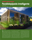Cover des Artikels / Cover of article on Solar Decathlon 2007
