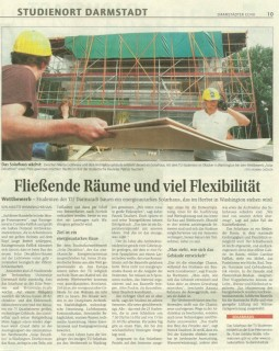Article Darmstädter Echo 2009/07/03